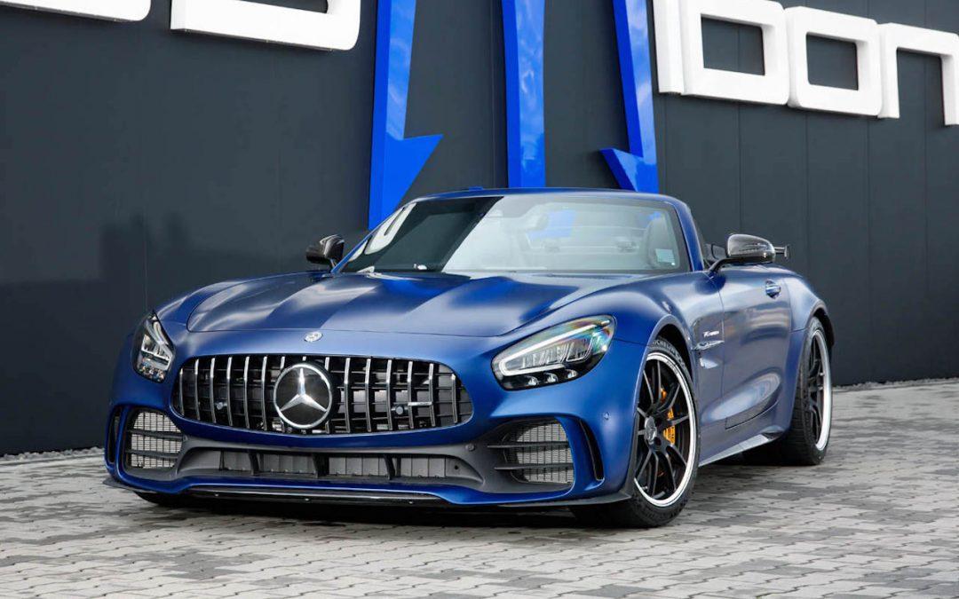 Is deze Mercedes-AMG GT R Roadster verpest of verbeterd?