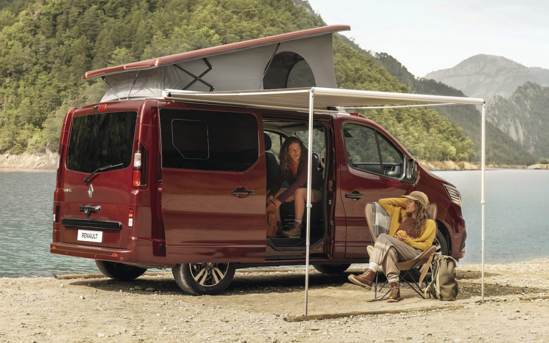 Renault Trafic camper nog steeds niet voor Nederlanders