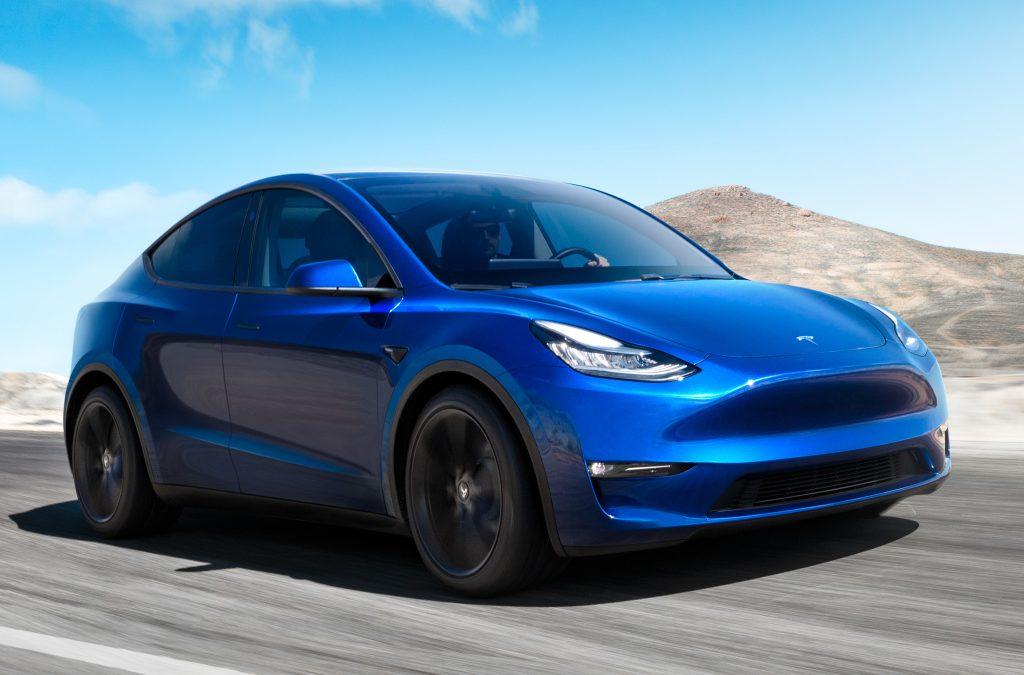 """""""Elon Musk wilde stuur achterwege laten voor Tesla Model Y"""""""