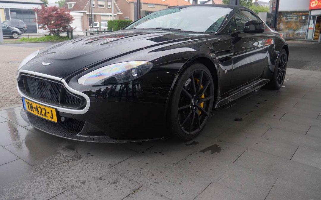 Mijn Auto: Aston Martin V12 Vantage S van Kees