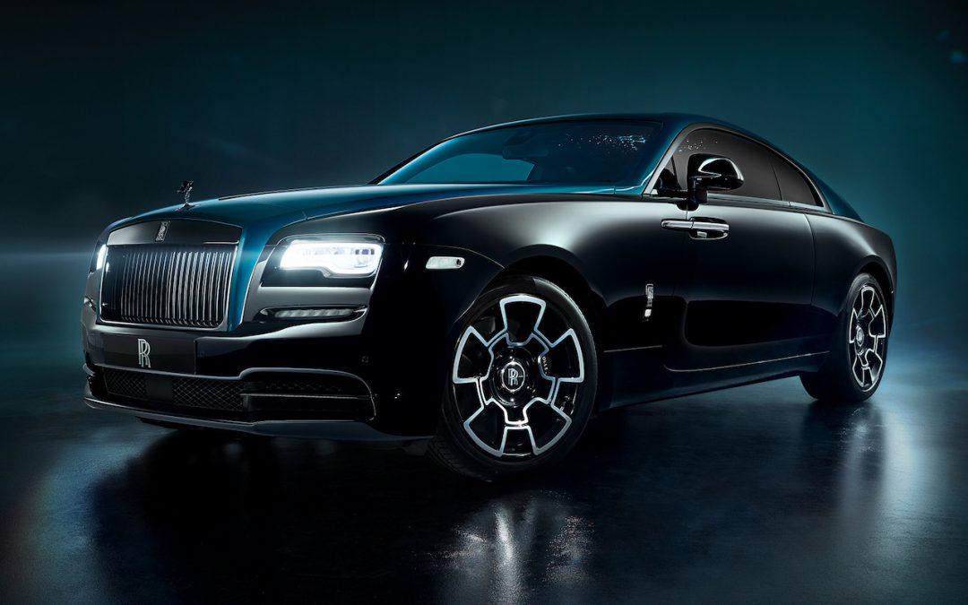Rolls-Royce Wraith komt zonder benzine te staan [video]