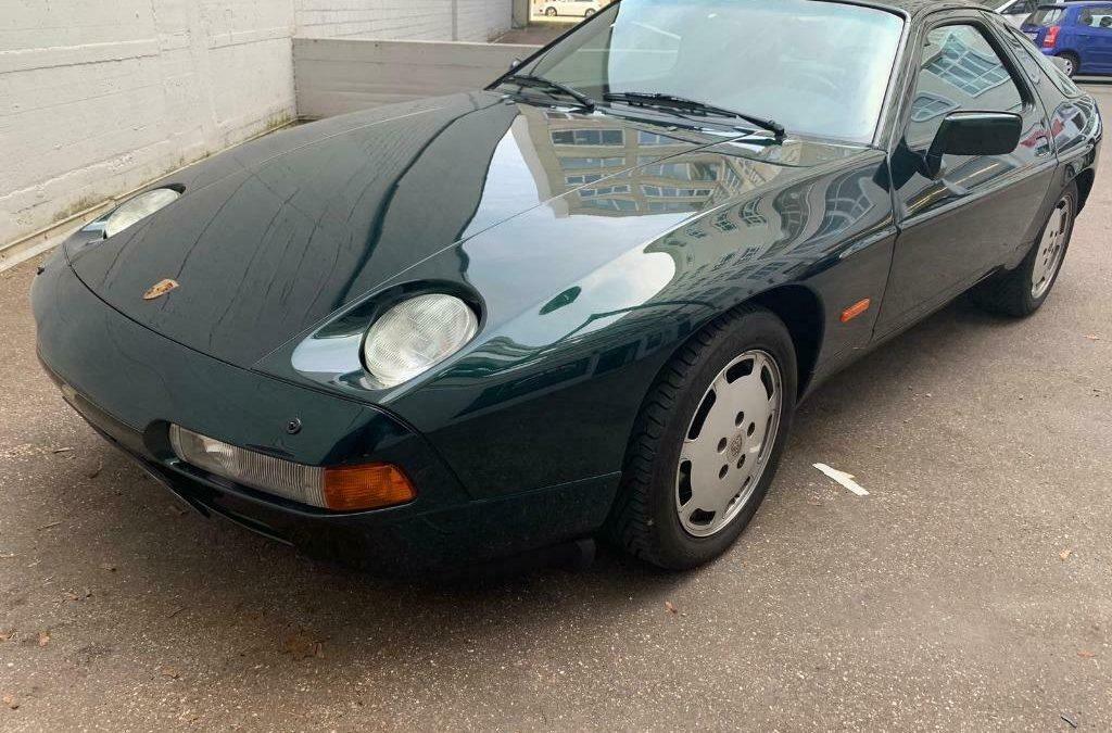 Dit is de duurste Porsche 928 van Marktplaats