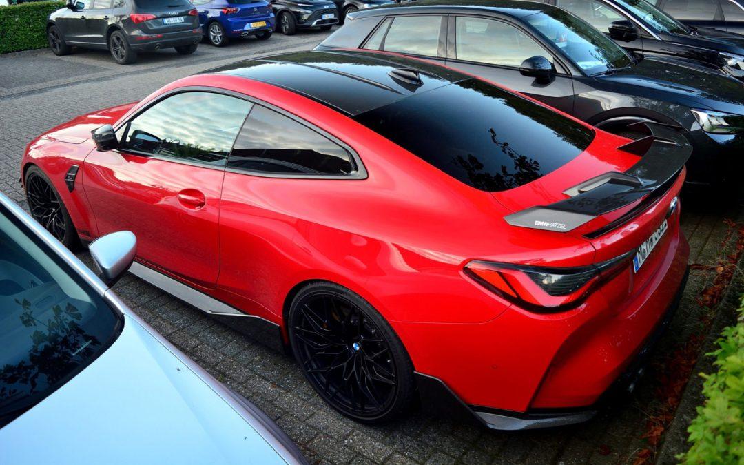 Gespot: deze BMW M4 is echt volledig origineel