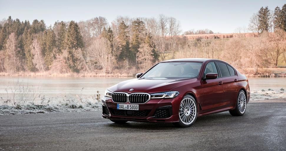 Halleluja! Nieuwe BMW 5-Serie krijgt geen groteske grille