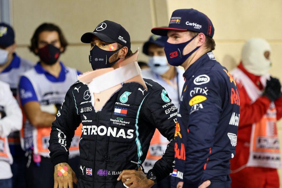 """Red Bull: """"Hamilton fakete blessure"""""""