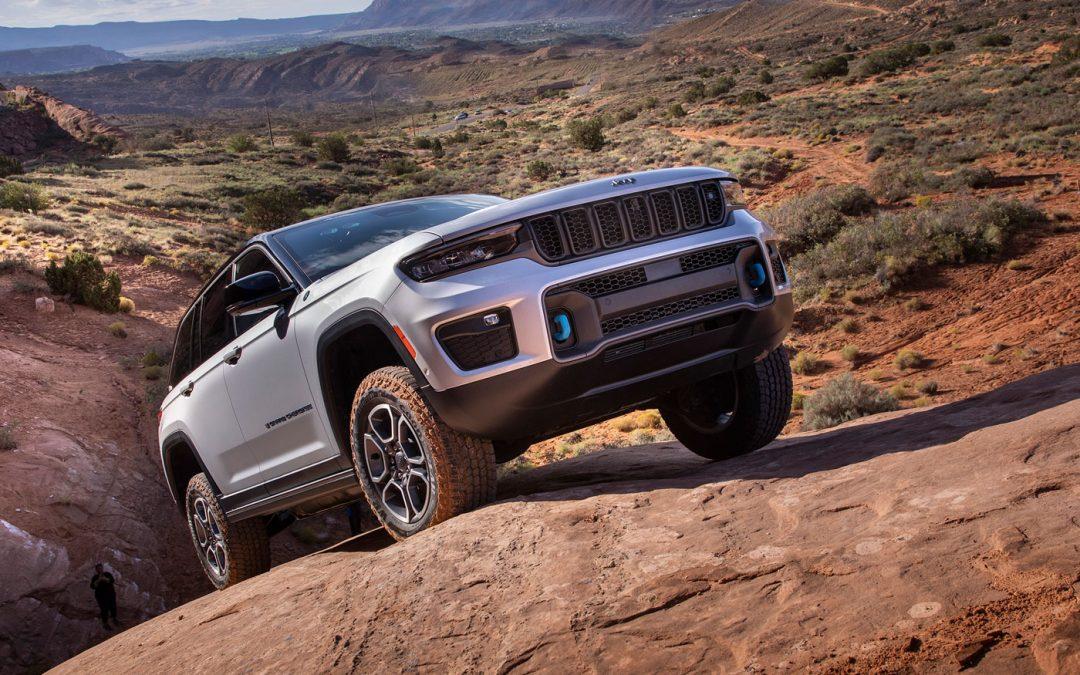 Dit is de nieuwe Jeep Grand Cherokee, óók voor Nederland