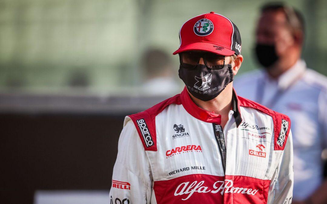 Kimi Raikkonen komt óók op Monza niet in actie