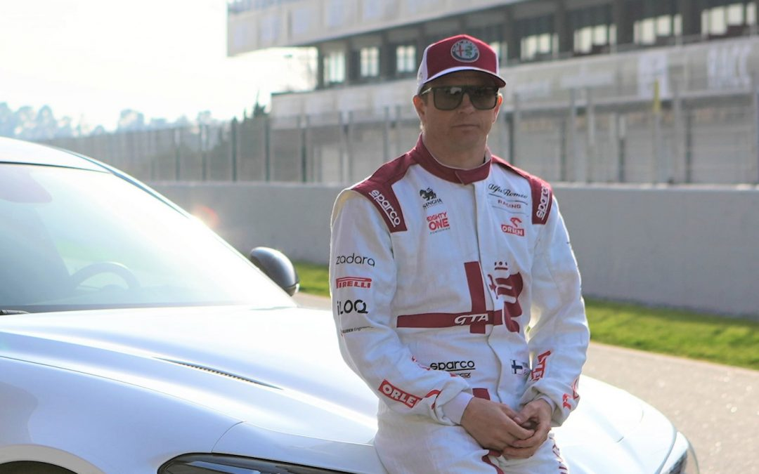 BREEK: Kimi Raikkonen stopt na dit seizoen met Formule 1