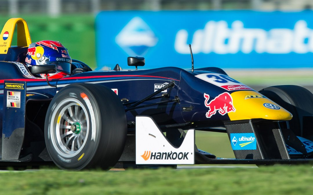 Rijdt Max Verstappen straks met een VAG-motor?