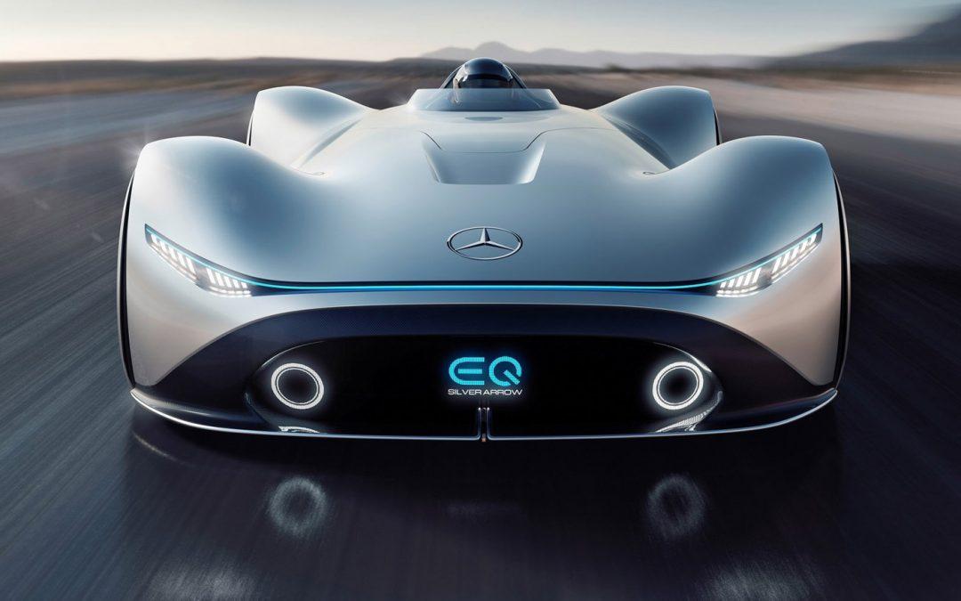 Krijgt de Tesla Roadster concurrentie van AMG?