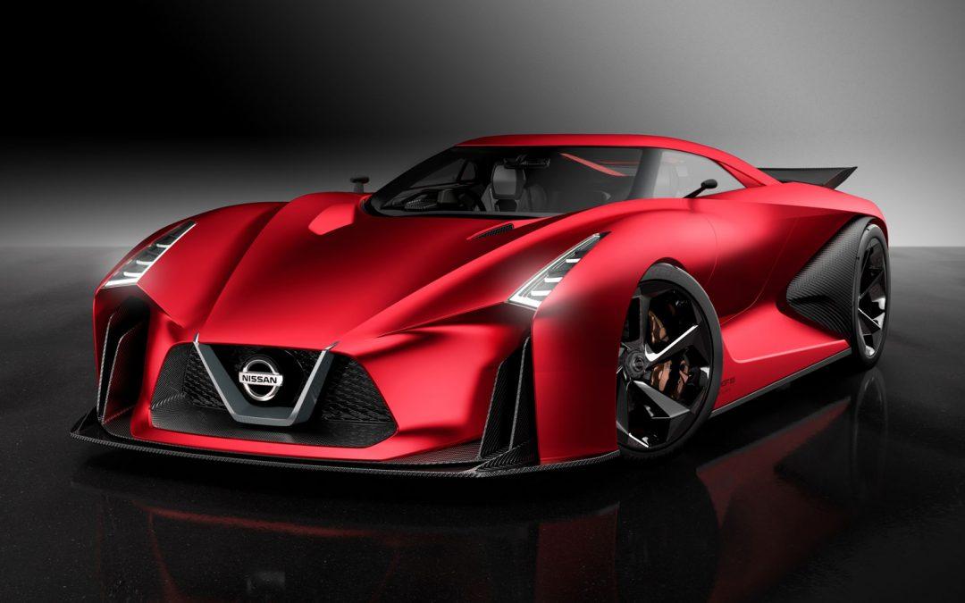 Nissan hint naar nieuwe generatie GT-R