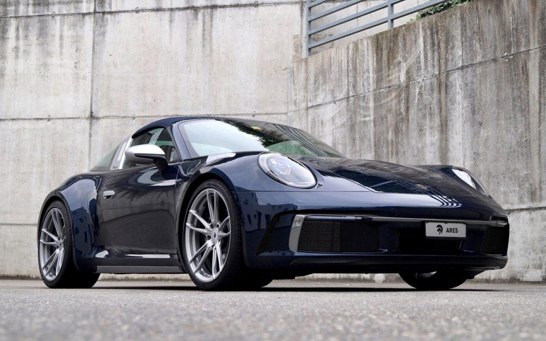 Zijn de heupen van deze Porsche 992 te veel van het goede?