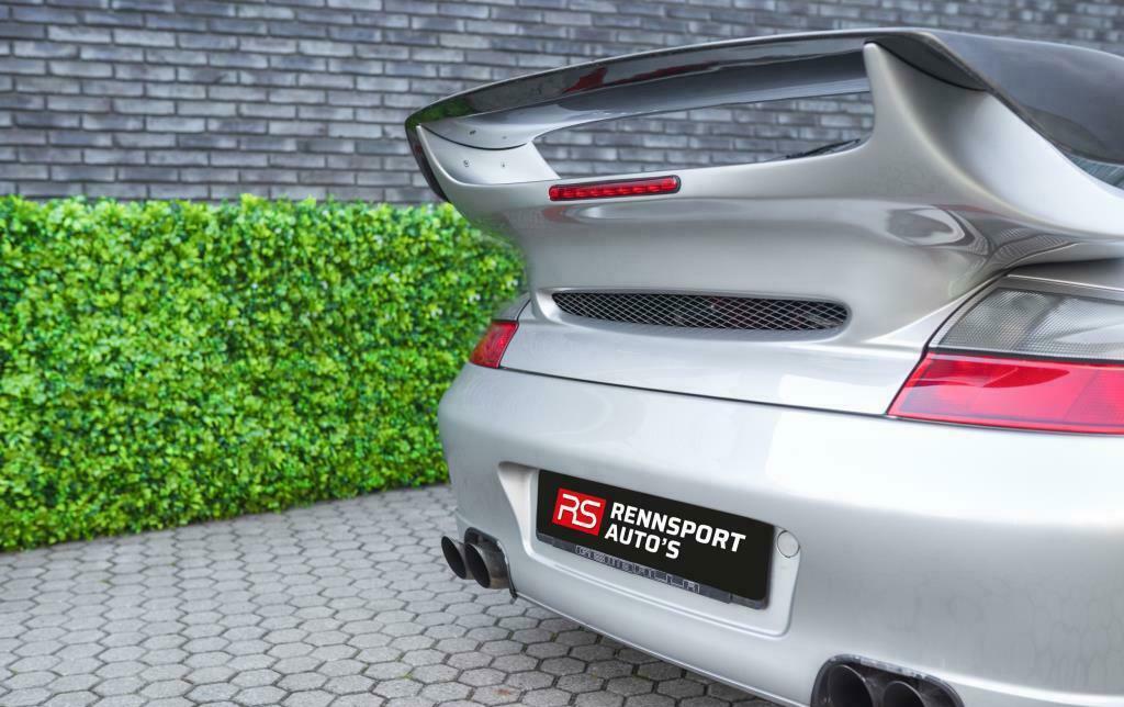 Dit is de duurste Porsche 996 van Marktplaats