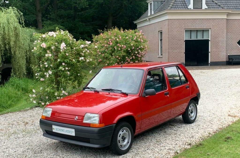 Dit is de nieuwste Renault 5 van Marktplaats