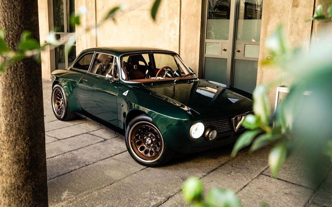 Deze bloedmooie Alfa is nu ook interessant voor petrolheads!