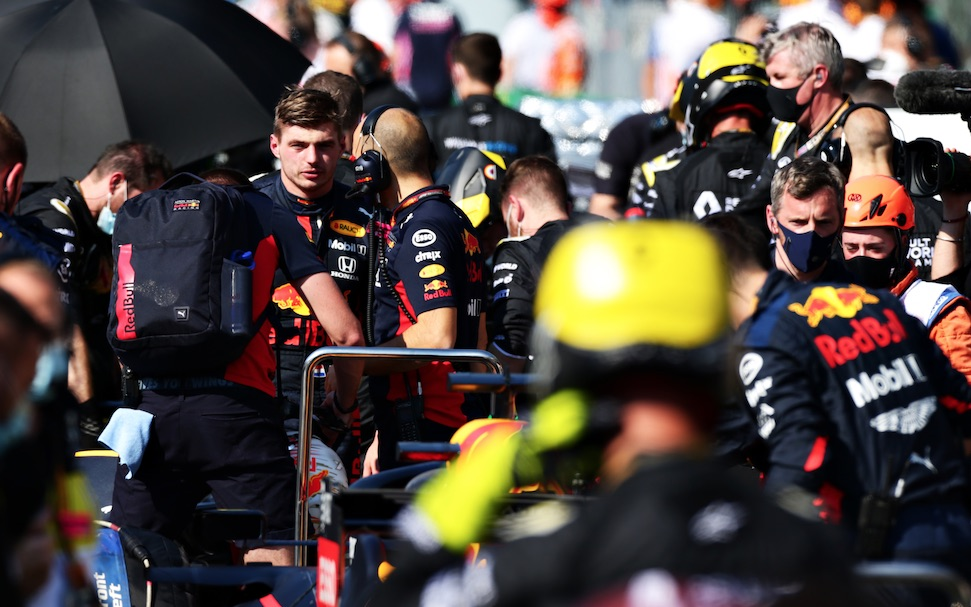 Uitslag Formule 1: Grand Prix van Italië 2021