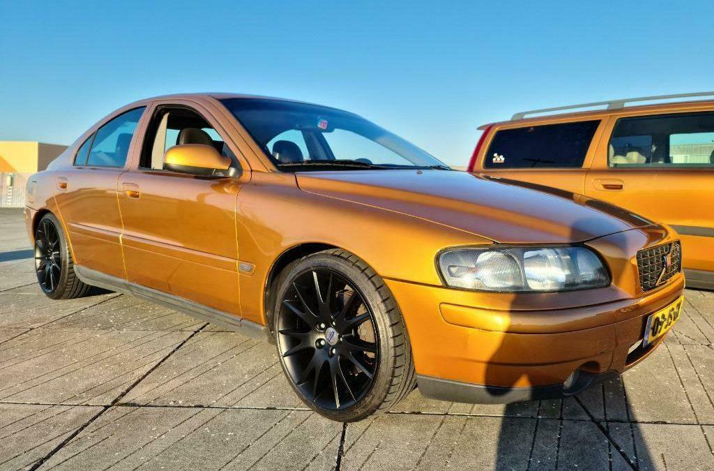 Dit is de lekkerste Volvo S60 van Marktplaats