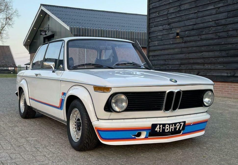 Gave BMW 2002 occasion is niet helemaal zuiver