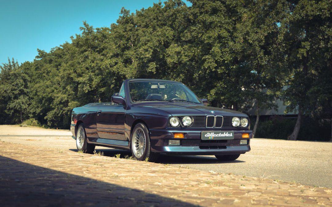 The Collectables – BMW M3 E30 Cabrio