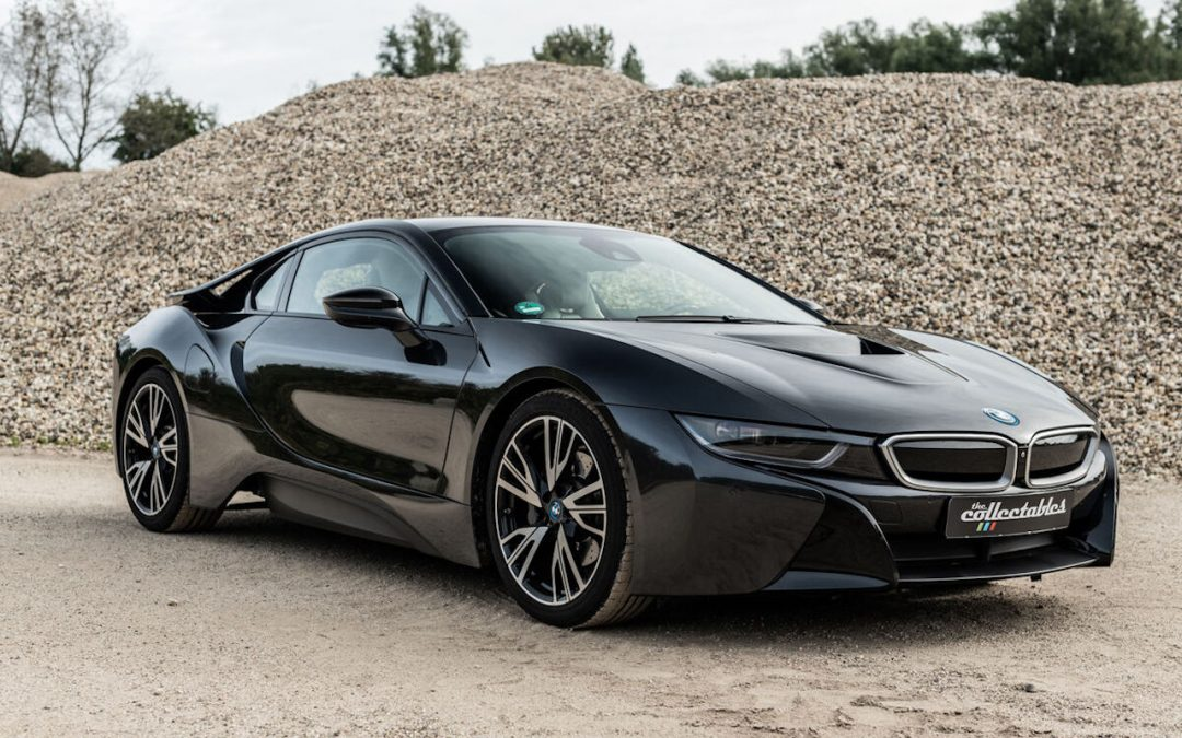 The Collectables – BMW i8