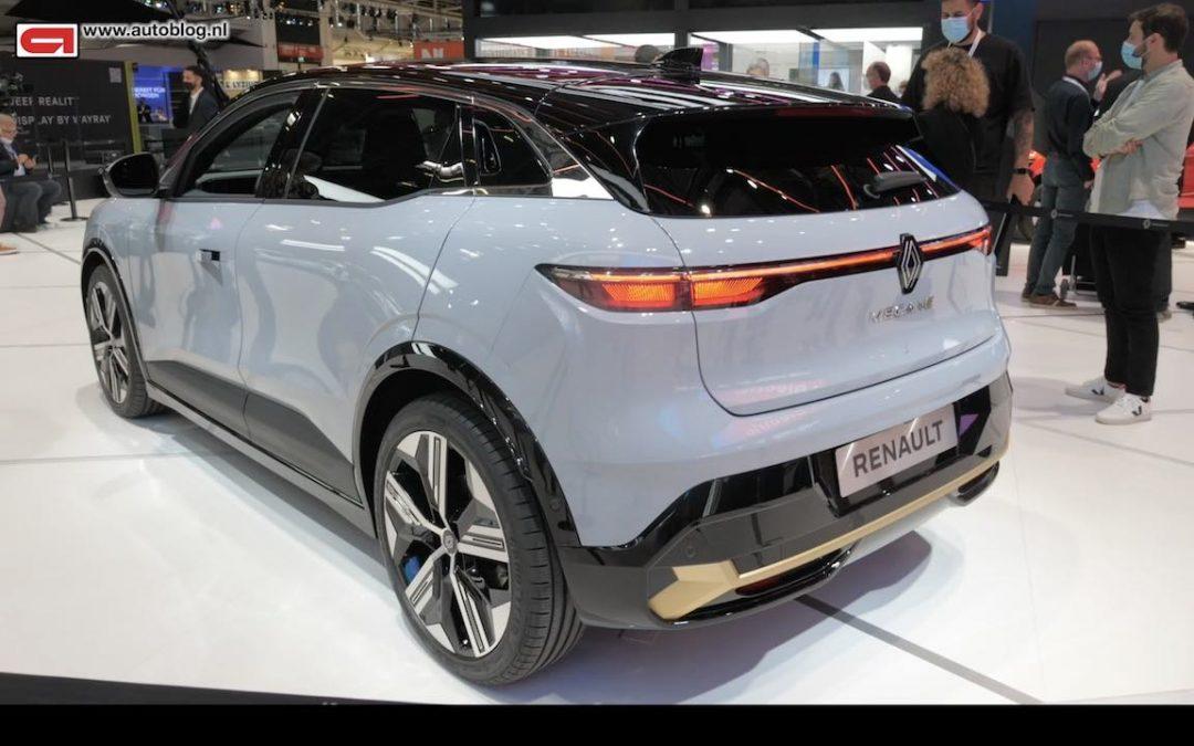 Laurens van den Acker over de nieuwe Renault Mégane E-Tech
