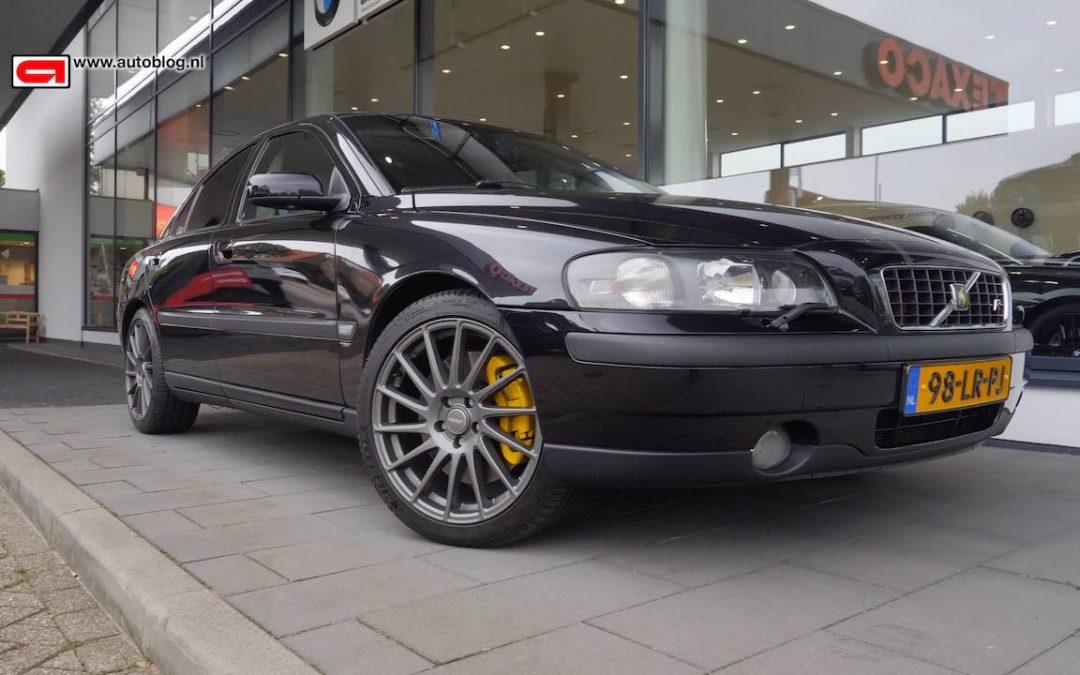Mijn Auto: Volvo S60 T5 (374 pk) van Matthijs