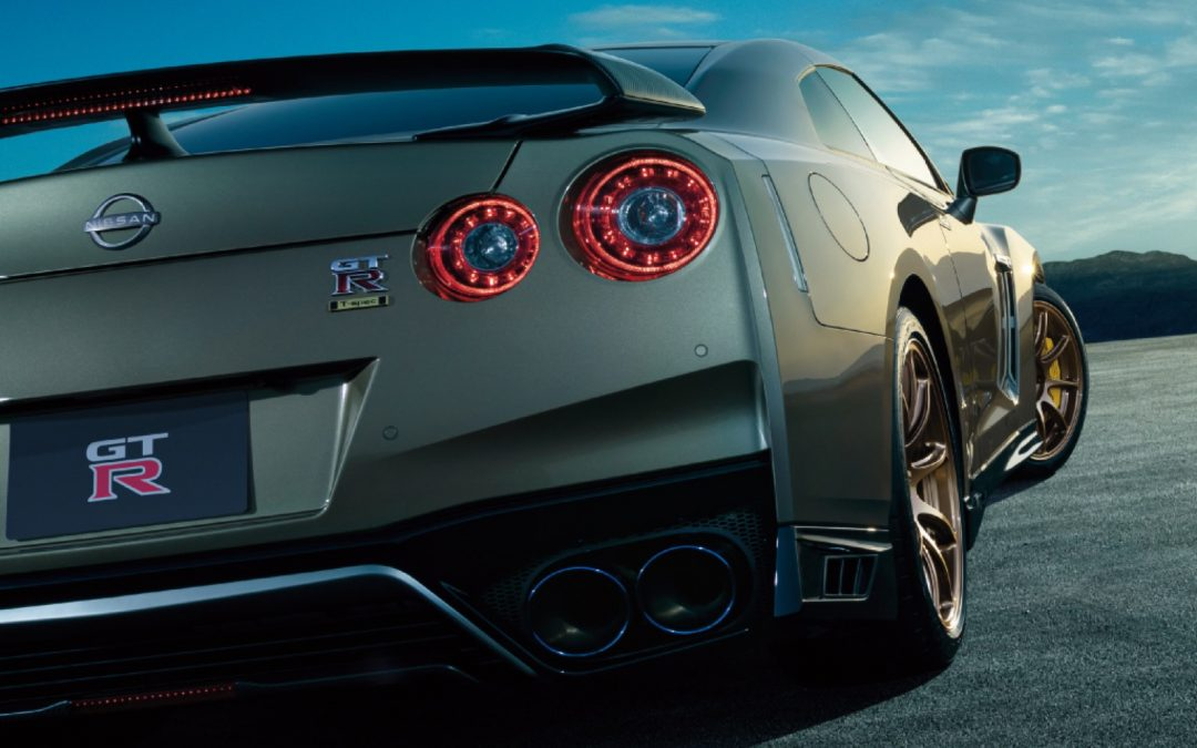 Nissan GT-R T-Spec is de laatste der mohikanen