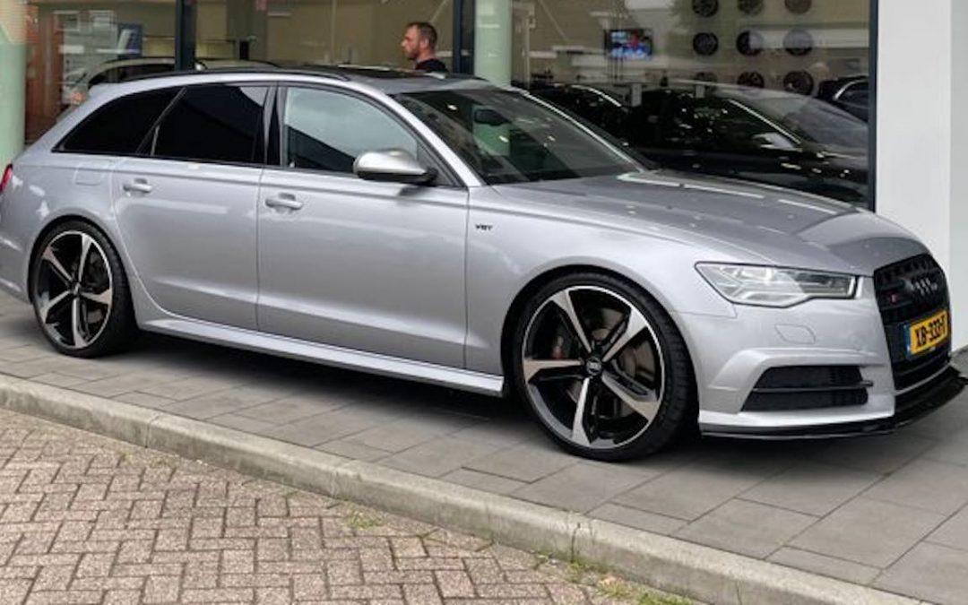 Mijn Auto: Audi S6 Avant van Kelly