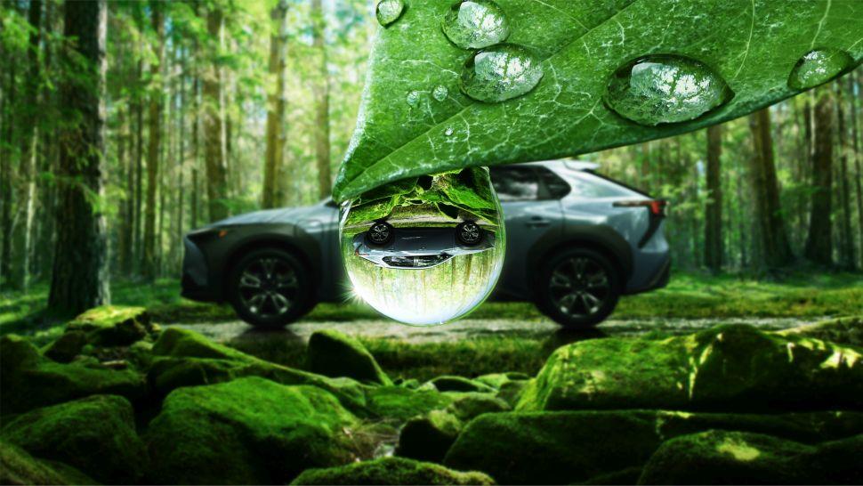 Elektrische Solterra moet Subaru gaan redden