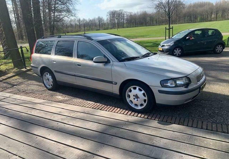 Volvo V70 met 850.000 km heeft toepasselijke naam