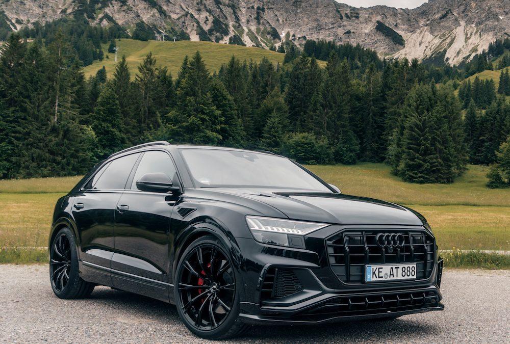 ABT geeft je Audi Q8 hybride een heleboel peekaatjes extra