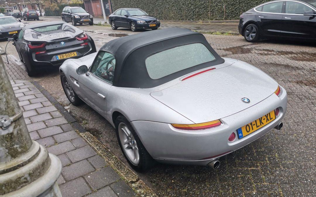 Z8 of i8: welke exotische cabrio van BMW kies jij?