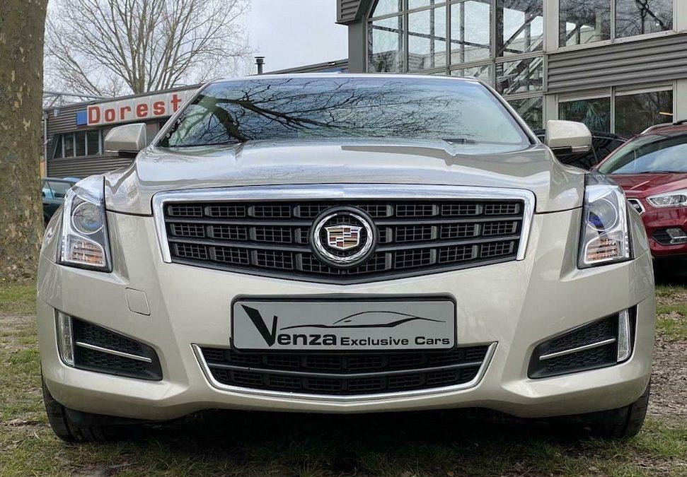 Dit is de goedkoopste Cadillac ATS van Marktplaats