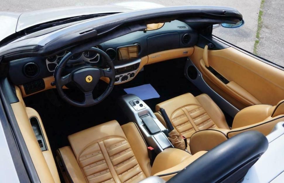 Dit is de goedkoopste Ferrari 360 van Marktplaats
