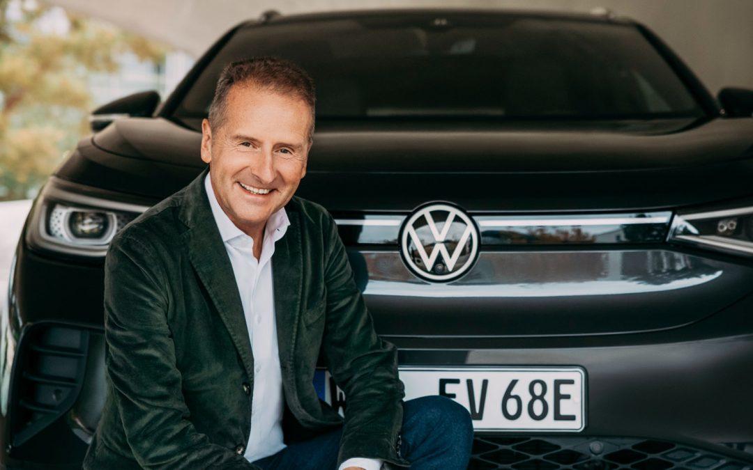 Volkswagen CEO: 'Ga lekker fietsen'