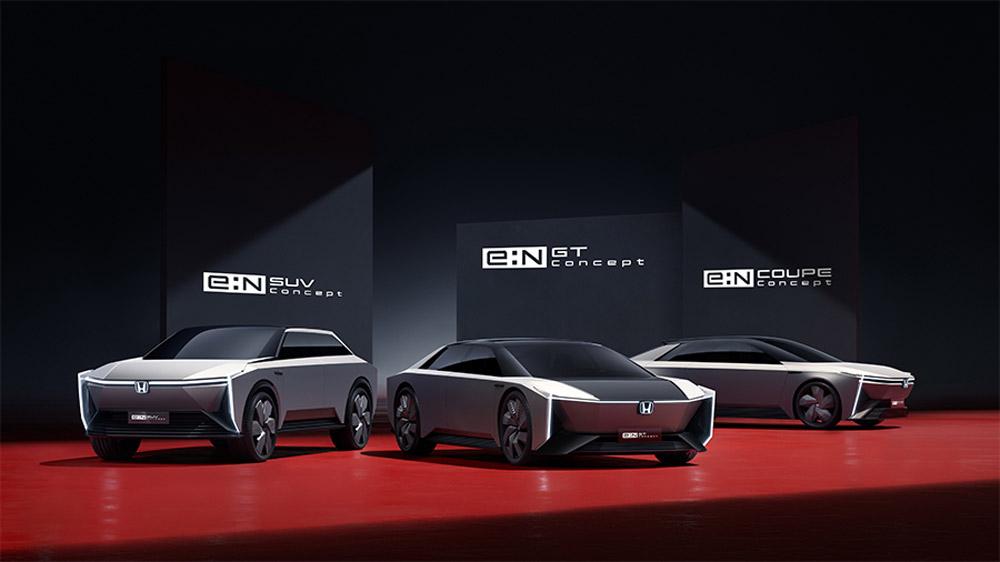 Zien Honda's er straks uit als Tesla Cybertrucks?