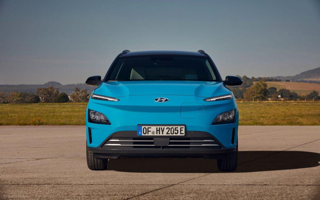 Vernieuwde Hyundai Kona Electric is strakker én goedkoper