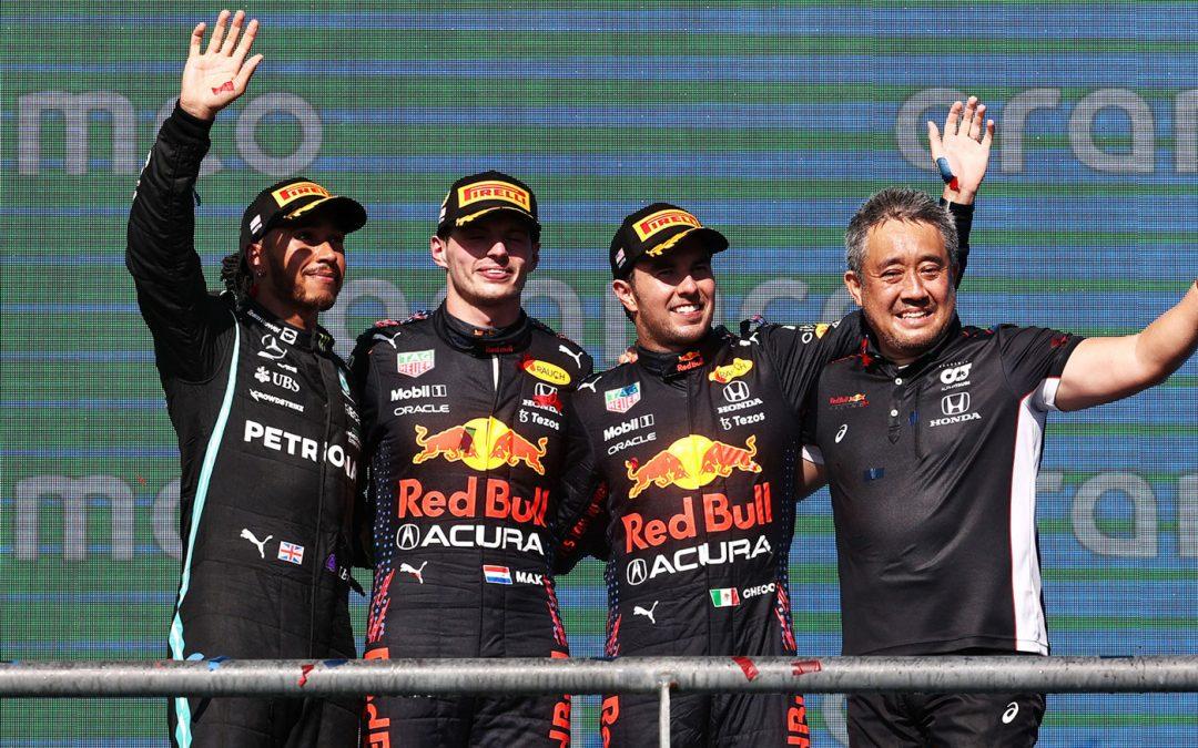 'Verstappen reed dit weekend ziek naar de overwinning'