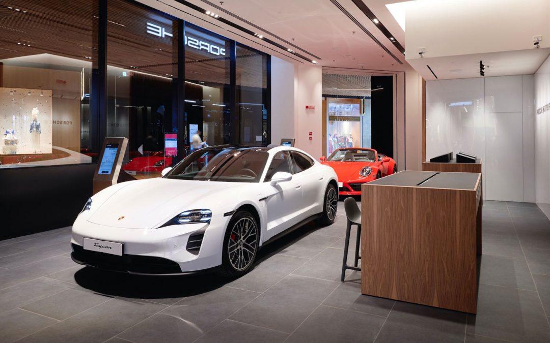 Porsche Taycan is nu populairder dan 911