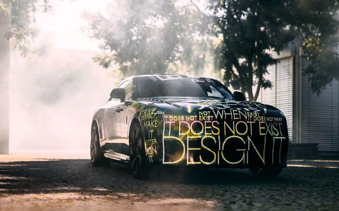 Lol: elektrische Rolls-Royce gaat 'te luidruchtig' worden