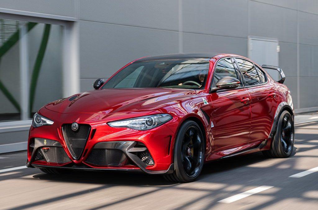 Alfa Romeo Giulia GTA alleen nog tweedehands te krijgen