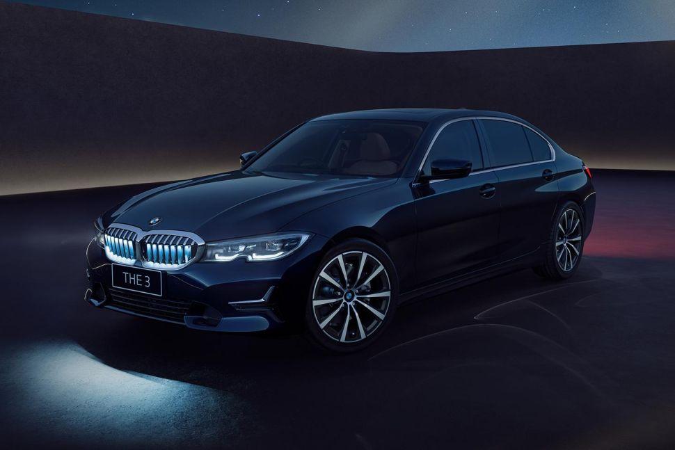 Nieuwe versie BMW 3 Serie maakt 5 Serie onnodig