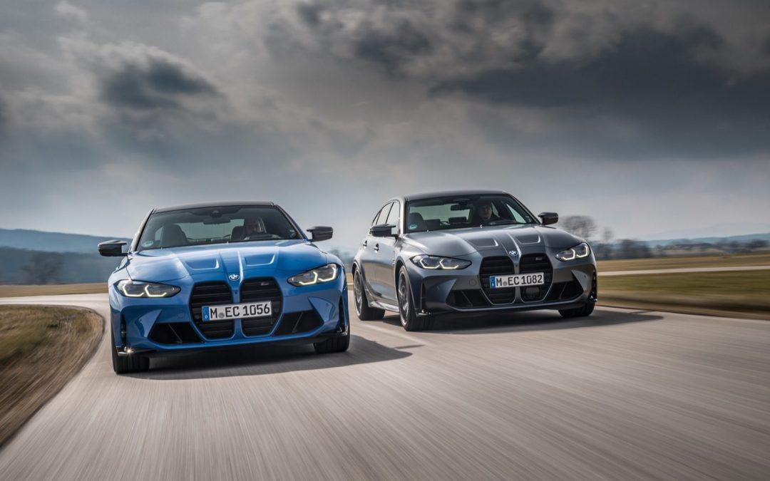 BMW stopt met het leveren van de M3 en M4