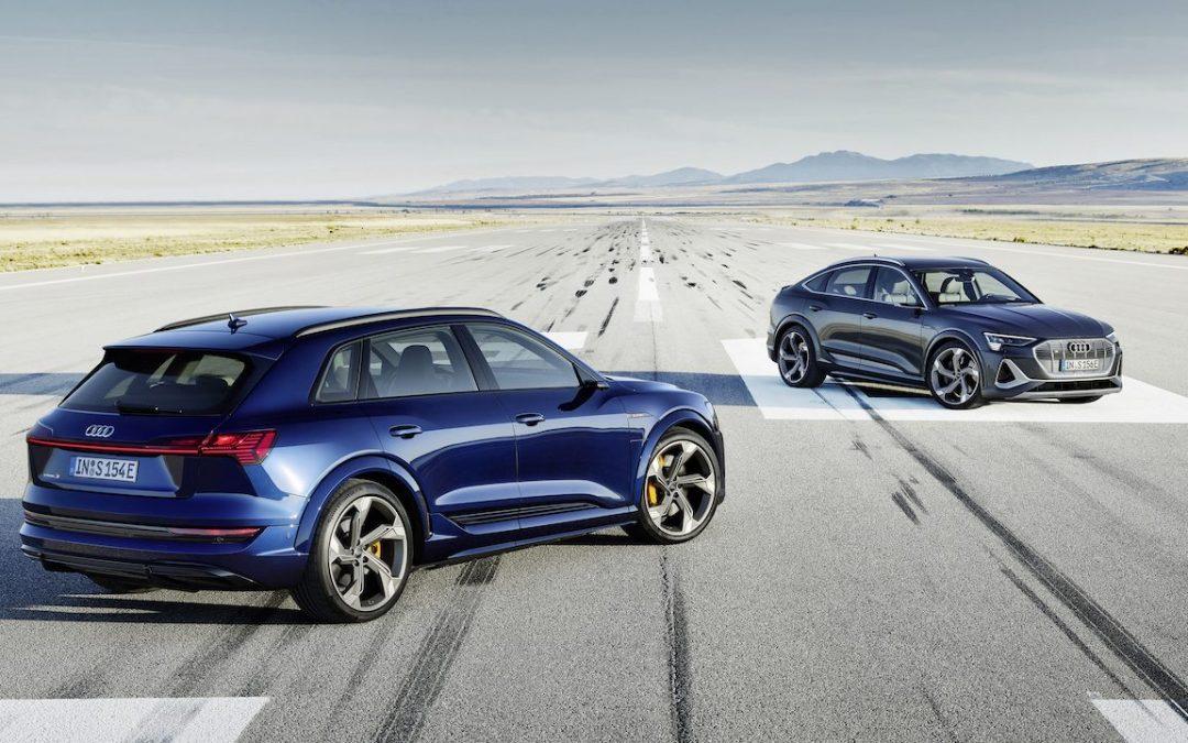 Elektrische 'premium' SUV: de keuzes (50.000+ euro)