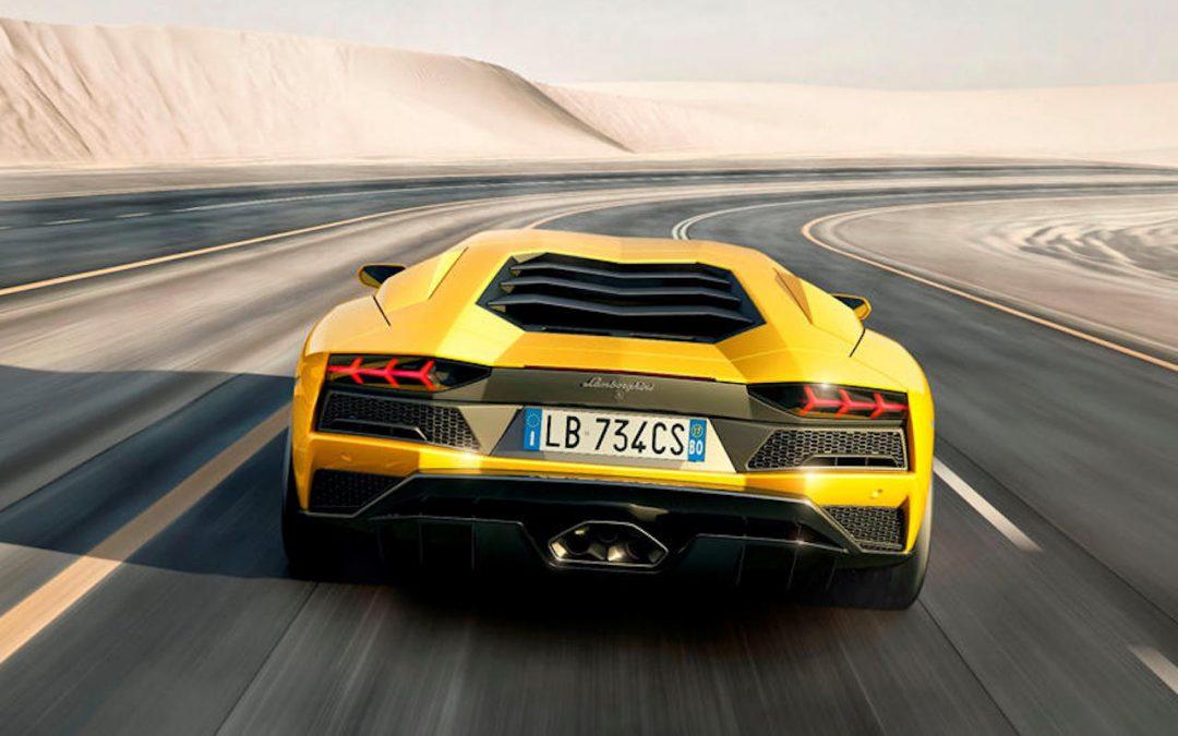 Officieel ten einde: de Lamborghini Aventador