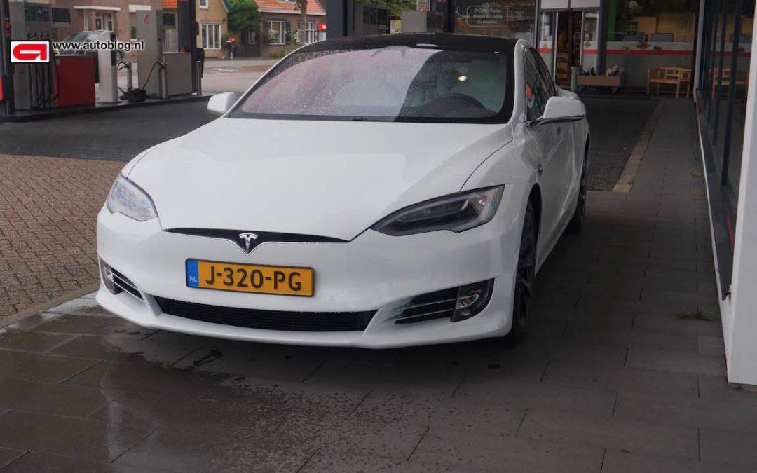 Mijn Auto: Tesla Model S Raven van Juan