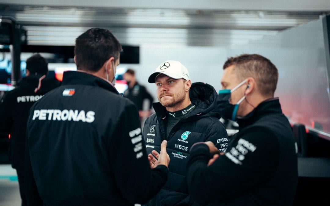 GP Verenigde Staten VT1: Mercedes bovenaan, Bottas gridstraf