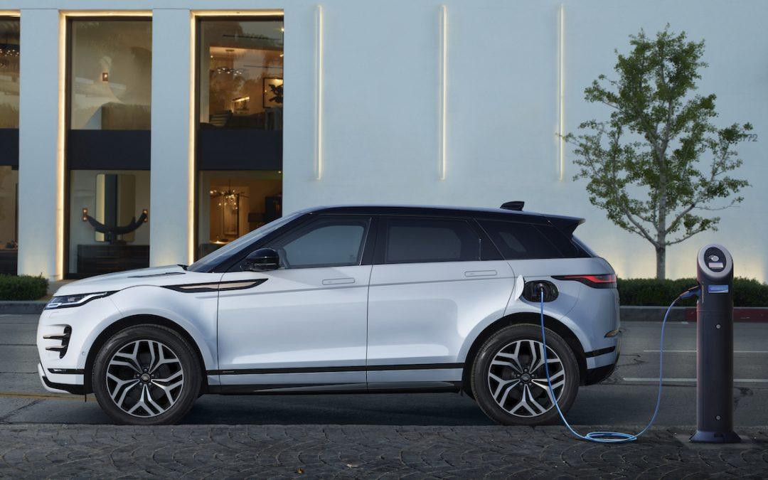 Range Rover Evoque PHEV, verrassend betaalbare AWD krachtpatser