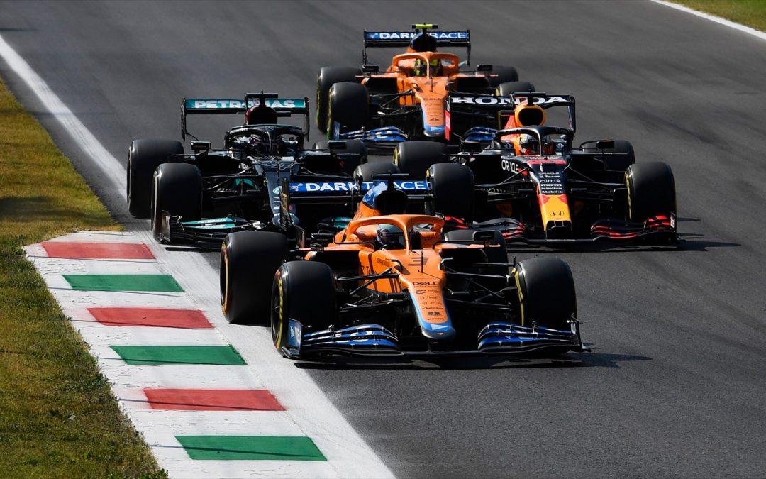 Gaat McLaren straks de titelstrijd in de F1 beslissen?