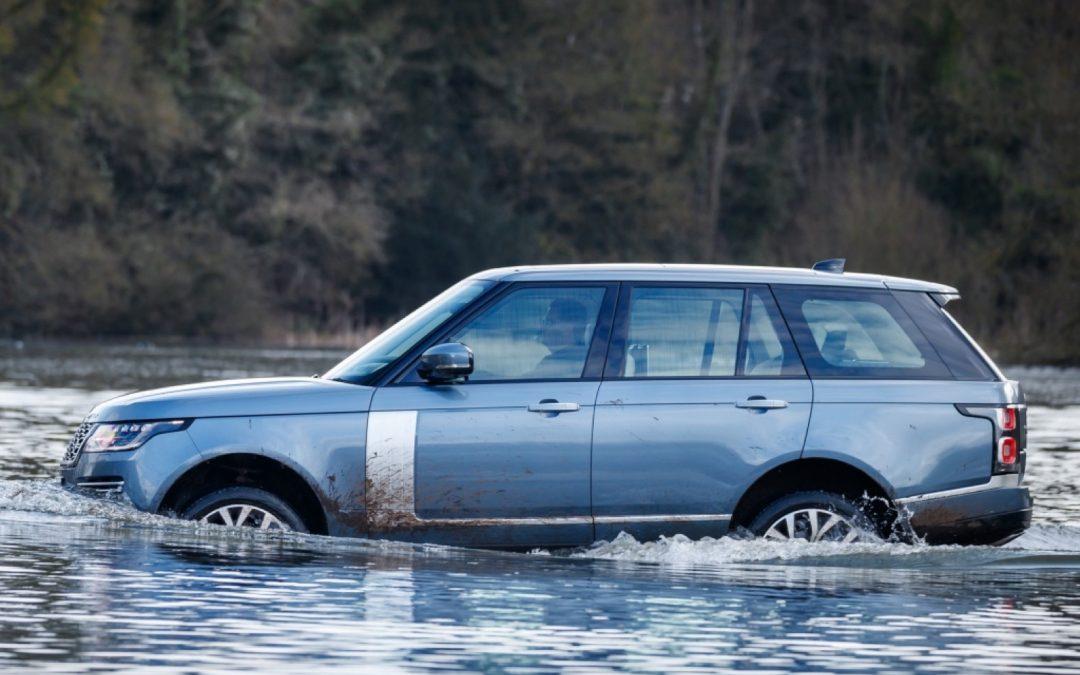 Vijfde generatie Range Rover lekt een beetje [updated]
